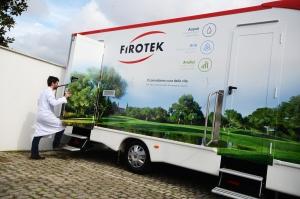 Laboratorio Mobile Firotek
